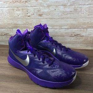 Nike Lunar HyperQuickness Men's Basketball Sneaker